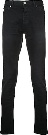 John Elliott + Co long skinny jeans - Preto