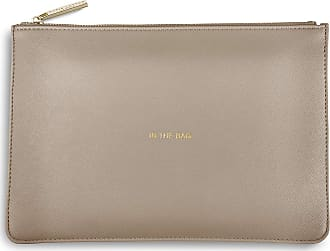 Katie Loxton Perfect Pouch - In the Bag - Oyster Grey