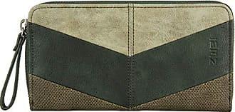 0382c92737c0d zwei Jana J2 Damen RV-Geldbörse 19 cm Olive