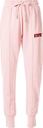 Zoe Karssen elasticated waist trousers - Pink