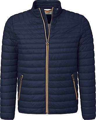 Calamar Menswear Water-repellent quilted jacket CALAMAR blue
