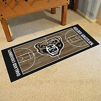 Fanmats 22108 Oakland Basketball Court Runner 30x72