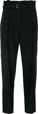 3.1 Phillip Lim Waisted Pant with Leg Dart - BLACK
