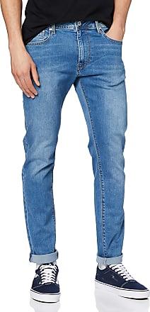 Pepe Jeans London Mens Stanley Straight Jeans, Blue (000denim 000), W31/L32 (Size: 31)
