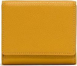 Gianni Chiarini wallets essential oasi small yellow