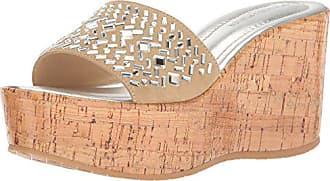 Donald J Pliner Womens Cloesp Platform Dress Sandal, Sand, 10 M US