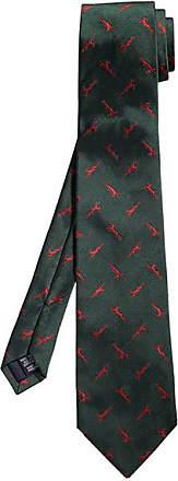 Franken & Cie. Silk tie, hare