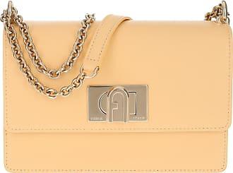 Furla Cross Body Bags - 1927 Mini Crossbody Crema - light yellow - Cross Body Bags for ladies