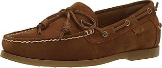 Ralph Lauren Mens Millard Boat Shoe, New Snuff, 8.5 UK