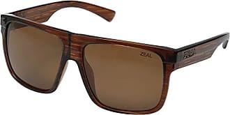 Zeal Optics Eldorado (Hickory/Copper Polarized Lens) Sport Sunglasses