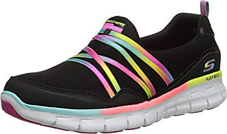 EU Noir Sneakers Scene Skechers 5 Femme Stealer Bmlt Basses 36 Synergy WYp6Uqxw6v