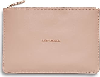 Katie Loxton London Clutch Bag - Pale Pink - Girly Goodies
