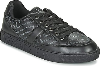 Versace Jeans Couture EOYUBSF6 Trainers Men Black - UK:10.5 - Low top Trainers