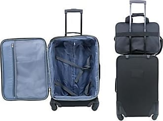 UGG Travelers Club Spinner Carry-On Luggage Set 3 Piece - Black