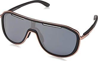 Oakley Womens Outpace Rectangular Sunglasses, Velvet Black, 0 mm