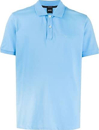 light blue hugo boss t shirt