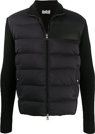 Moncler padded jacket - Preto