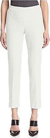 Natori Womens Pant, Off White, 12 US