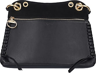 See By Chloé Handbag TILDA Leather Suede logo black