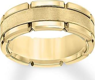 Kay Jewelers Triton Wedding Band Yellow Tungsten Carbide 8mm