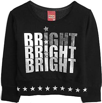 KYLY Blusa Kyly Infantil Bright Preta