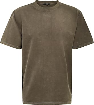 Tigha T-Shirt Sulivan khaki / schwarzmeliert