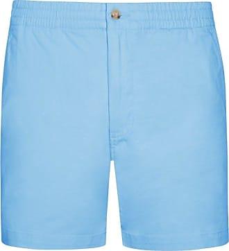 Polo Ralph Lauren Übergröße : Polo Ralph Lauren, Bequeme Bermuda mit Stretchanteil in Hellblau für Herren