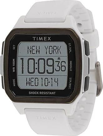Timex Relógio Shibuya 47mm - Branco