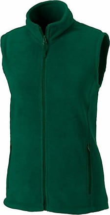 Russell Athletic Russell Womens Outdoor Fleece Gilet Bottle XS