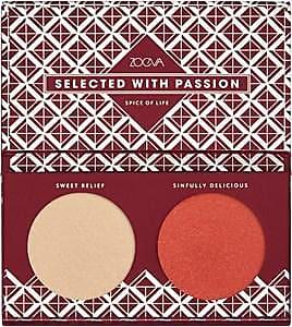Zoeva Teint Highlighter Spice Of Life Highlighting Palette 1 Stk