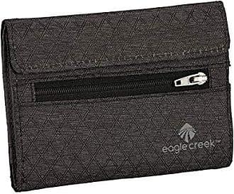 9e85bb6980dc Eagle Creek Mens Rfid Tri-fold Wallet-stylish and Hidden Bill Pocket Tri-