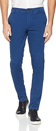 Selected Homme Mens Slhskinny-Luca Pants W Noos Trouser, Blue (Navy Peony), W30/L32 (Size: 30)