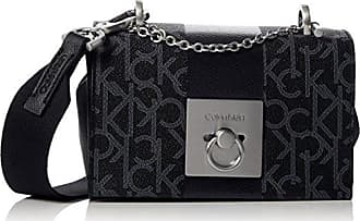 Calvin Klein Jeans Mono Block Small Flap Crossbody - Borse a tracolla Donna 318d4f25aa1