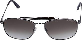 Tom Ford Sunglasses Aviator 339 Metal black
