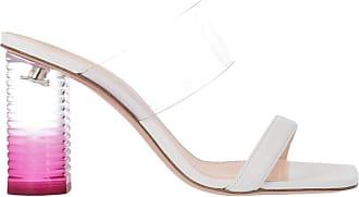 Nicholas Kirkwood Fashion Womens 908A64M109W04 White Sandals | Season Outlet