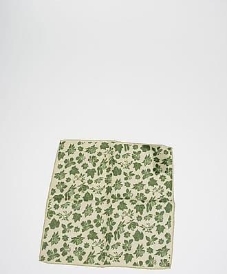 Roda Floral Pocket Square Größe Unica