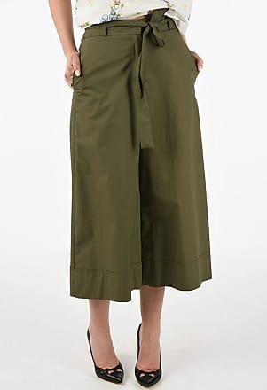 Blumarine BLUGIRL Wide Fit Pants with Bow Größe 38