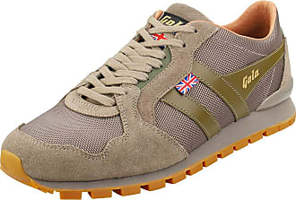 Gola Ranger -Made in England- Mens Fashion Trainers in Khaki - 8 UK