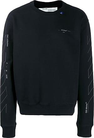 Off-white Arrows logo sweatshirt - Preto