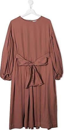 Unlabel Vestido plissado - Rosa