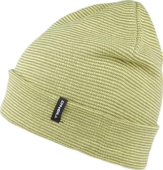 O'Neill Hats All Year Stripe Beanie Hat - Green 1-Size
