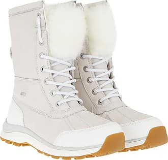 UGG Boots & Booties - W Adirondack Boot III Fluff White - white - Boots & Booties for ladies
