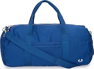 Fred Perry BOLSA MASCULINA BRANDED DUFFLE - AZUL