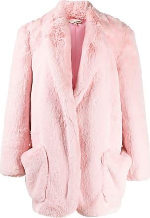 Natasha Zinko Pelliccia sintetica oversize - Di colore rosa