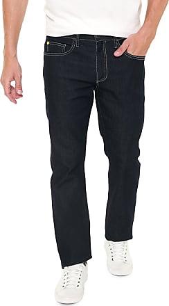 Zoomp Calça Jeans Zoomp Reta Lowest Niall Azul