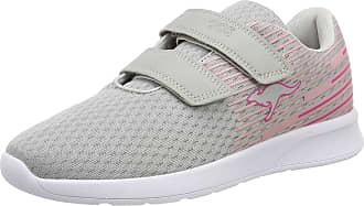 Kangaroos Unisex Adults Kf Act V Low-Top Sneakers, Grey (Vapor Grey/Daisy Pink 2050), 7.5 UK