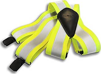 Carhartt Work in Progress Mens Utility Suspender, High Visibility Lime, ONE SIZE