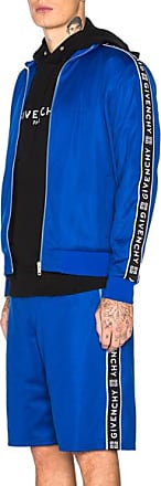 Givenchy Tape Track Jacket in Blue