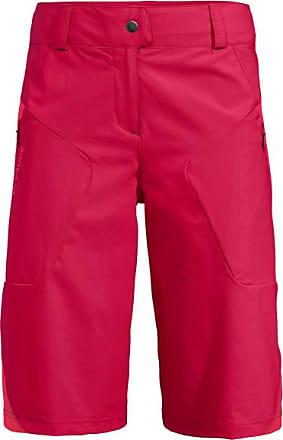 Vaude Womens Altissimo Shorts II Pantaloni da ciclismo Donna   fuchsia/rosso