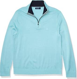 H/öhenhorn Skyja Mens Fleece Pullover Sweatshirt Half Zip Fleece Jumper
